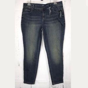A.N.A NWT Skinny Jeans Vintage Rinse Stretch